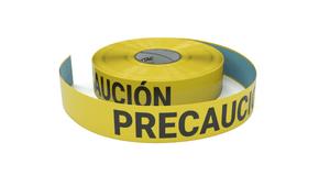 Precaucion - Inline Printed Floor Marking Tape