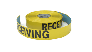 Receiving  - Inline Printed Floor Marking Tape