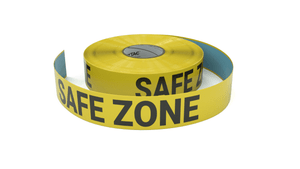 Safe Zone - Inline Printed Floor Marking Tape