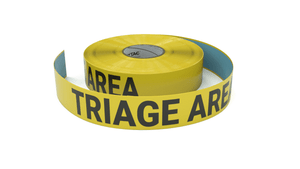Triage Area - Inline Printed Floor Marking Tape