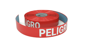 Peligro - Inline Printed Floor Marking Tape