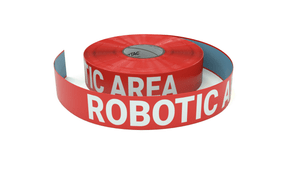 Robotic Area - Inline Printed Floor Marking Tape