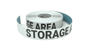 Storage - Inline Printed Floor Marking Tape