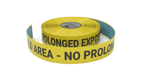Cold Area - Inline Printed Floor Marking Tape