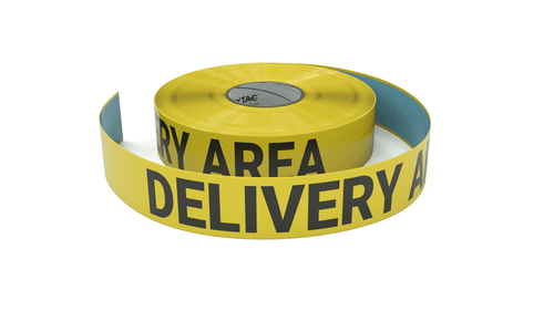 Delivery Area - Inline Printed Floor Marking Tape