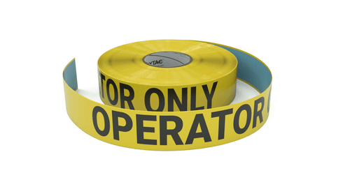 Operator Only - Inline Printed Floor Marking Tape