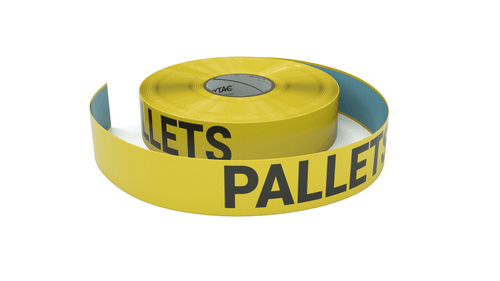 Pallets - Inline Printed Floor Marking Tape