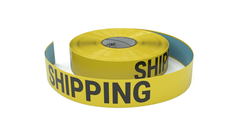 Shipping - Inline Printed Floor Marking Tape