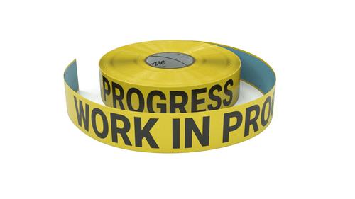 Work In Progress - Inline Printed Floor Marking Tape