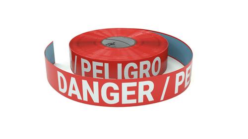 Danger - Inline Printed Floor Marking Tape