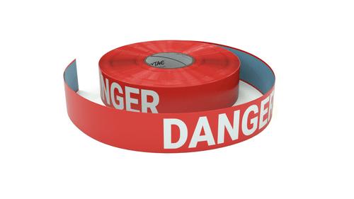 Danger / Peligro - Inline Printed Floor Marking Tape