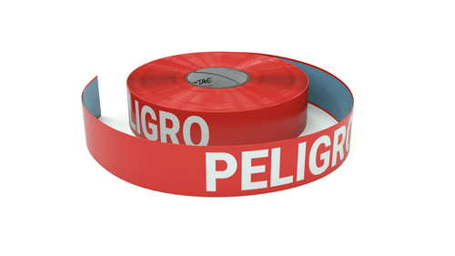 Peligro - Inline Printed Floor Marking Tape