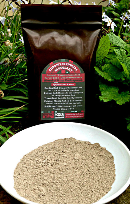 This is a general-purpose mycorrhizal inoculant for all Endo-dependent plants, including most vegetables, grapes, fruit trees, berries, turfgrass, and flowers.