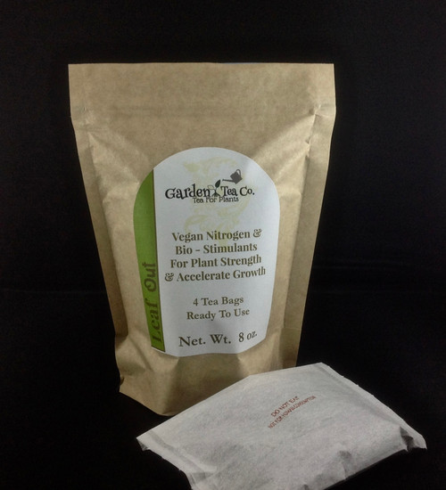 Leaf Out - formulated for growth and success!