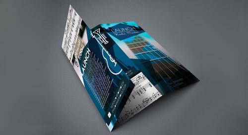 "100LB Gloss Book Brochure 9""x12"""