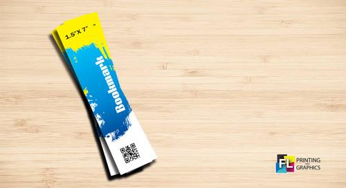 "1.5"" X 7"" Bookmarks"