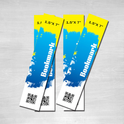 "1.5"" X 7"" Bookmarks"