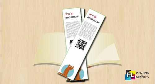 "16PT  2"" X 8""  Bookmarks"