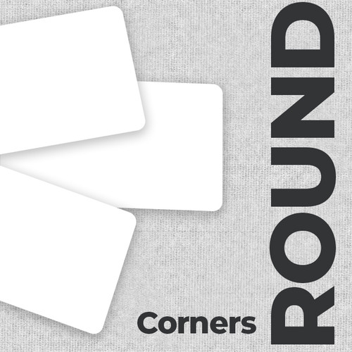 Round Corners - Business Cards