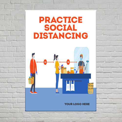 "11""x17"" Social Distancing"