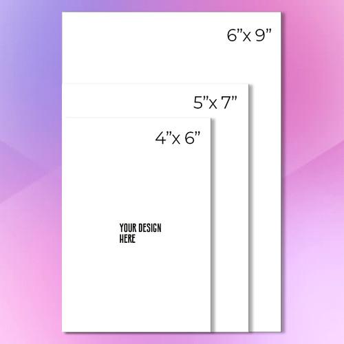 "5""x7"" Postcards"