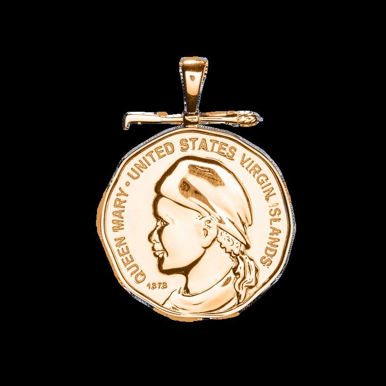 Queen Mary pendant