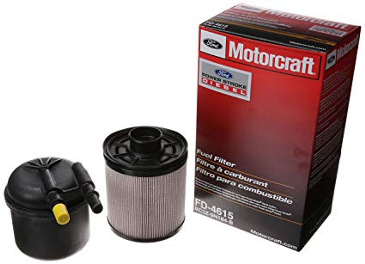 2011-2016 6.7L Powerstroke Diesel OEM Motorcraft Fuel Filter Set