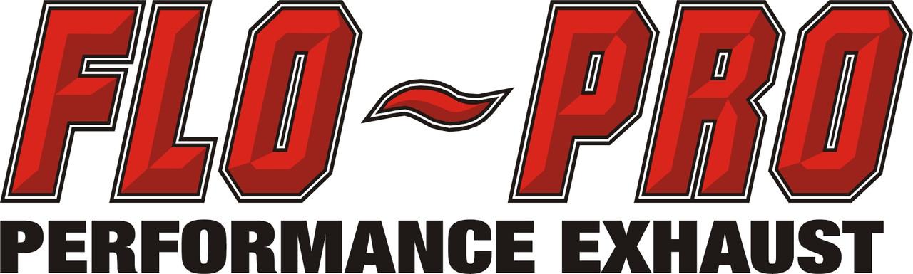 "2011-2019, 6.7L, F250/F350, FLO-PRO 4"" Cat & DPF Race Pipes, No Bungs"