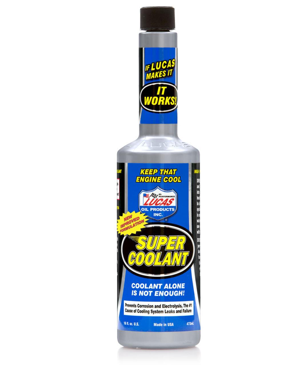 Lucas Super Coolant Additive 473ml
