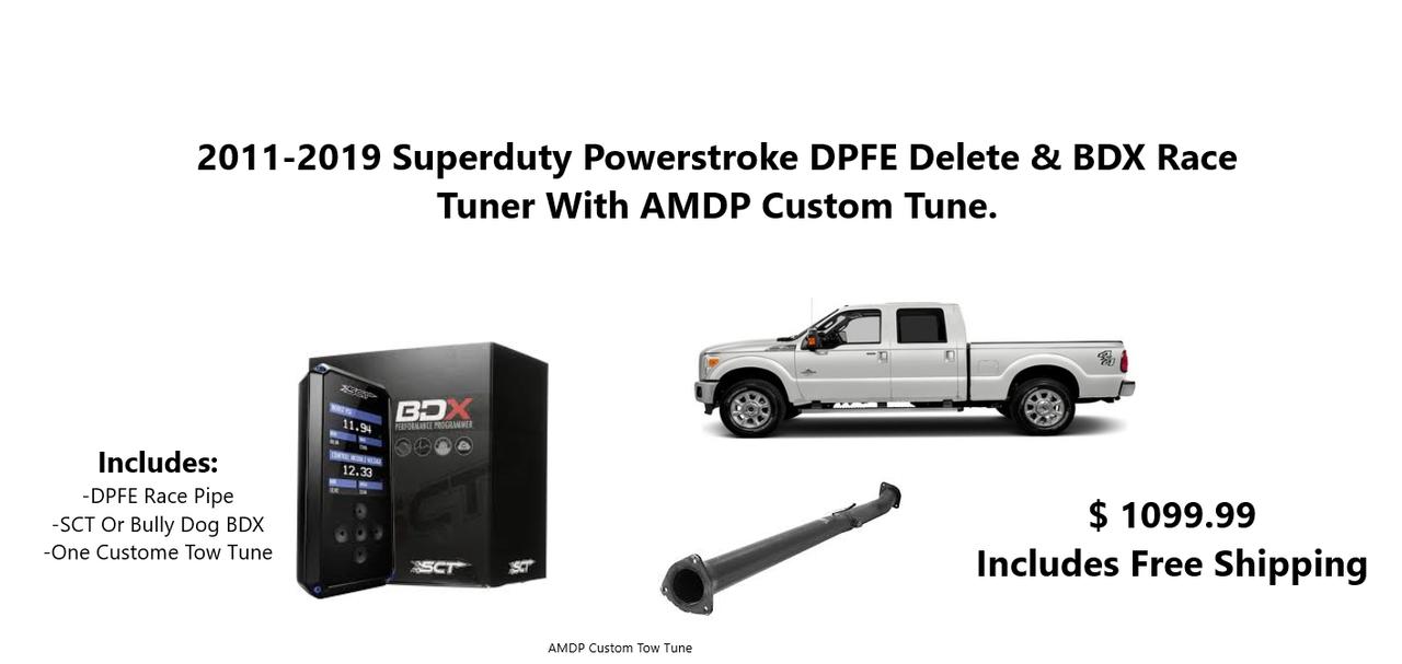 2011-2019 Ford Superduty 6.7 Powerstroke Kit