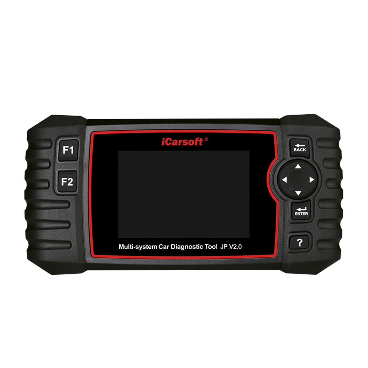 iCarsoft JP V2.0 for Toyota/Lexus/Scion/Isuzu/Nissan/Infiniti/Mitsubishi/Honda(ACURA)/MAZDA/SUBARU/Suzuki