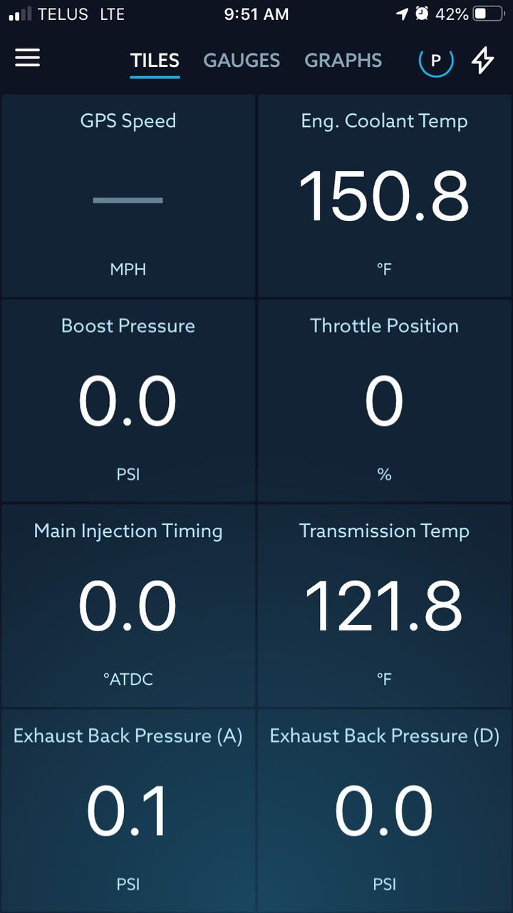 2016-2019 Nissan Titan 5.0 Cummins  EZ Lynk & AMDP Tuning Package