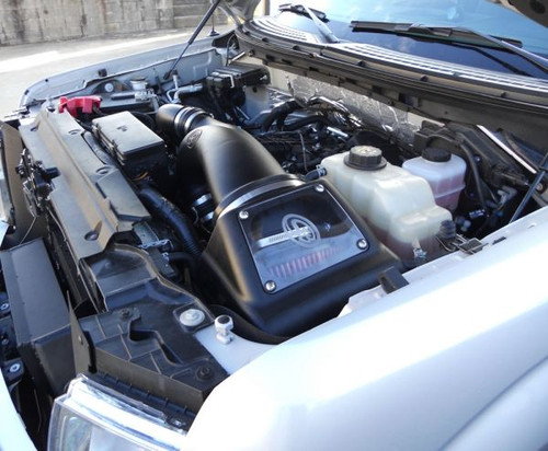 S&B Cold Air Intake for 2011-2014 Ford F-150 3.5L Ecoboost (Cotton)