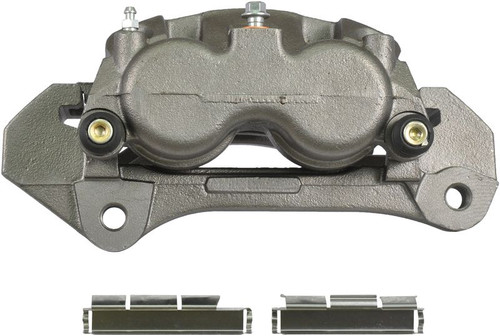 Omnicraft Front Right Premium Coated Disc Brake Caliper, QBRC-364-RM