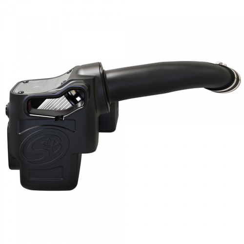 S&B COLD AIR INTAKE FOR 2017-2018 FORD POWERSTROKE 6.7L (Dry Filter)