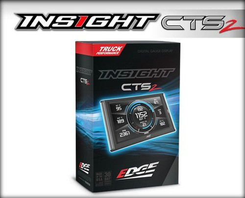 Edge Insight CTS 2 Color Touch Screen