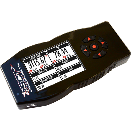 SCT X4 Ford Flash Programmer (99-16 Powerstroke)