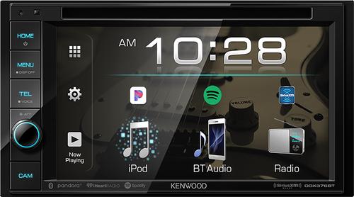 "Kenwood 6.2"" DVD Reciever W/Bluetooth DDX376BT"