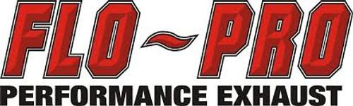 """2020-2021 , 6.7L, F250/F350/F450/F550, FLO-PRO 4"""" Cat & DPF Race Pipe"""