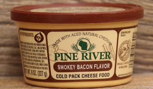 Pine River Smokey Bacon Cheese Spread - Small