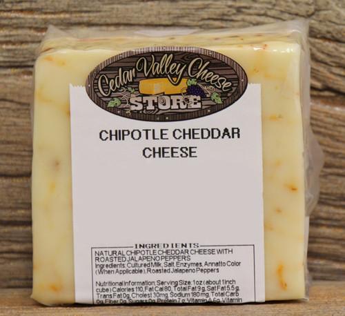 Chipotle White Cheddar