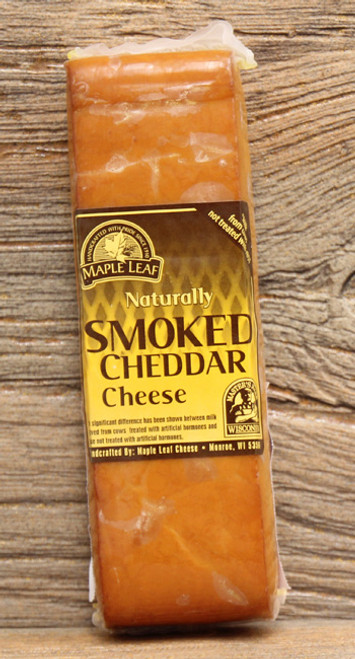 Maple Leaf Smoked Cheddar