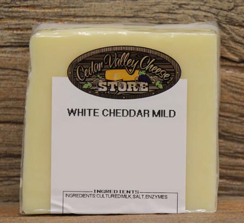 Mild White Cheddar