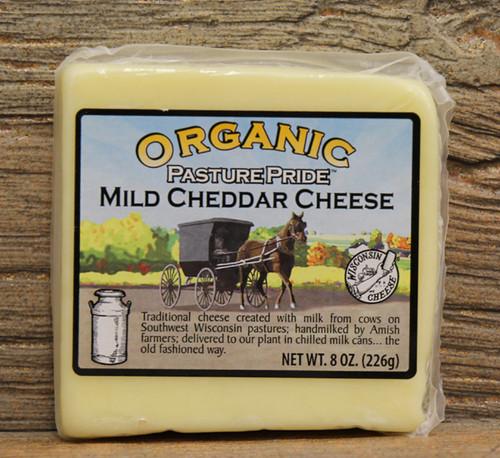 Organic Mild Cheddar