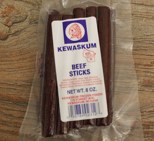 Kewaskum Beef Sticks