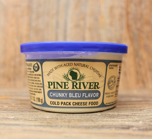 Pine River Chunky Bleu Cheese Spread - Small