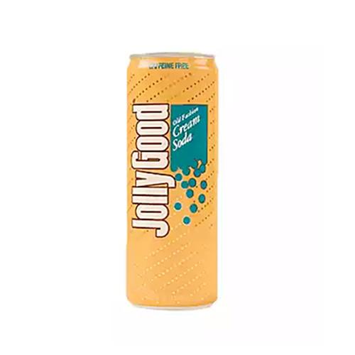 Jolly Good Cream Soda - 12 Pack (Pickup Item Only)