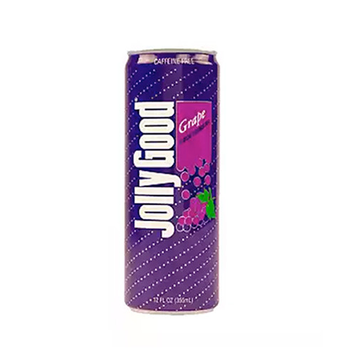 Jolly Good Grape Soda - 12 Pack (Pickup Item Only)