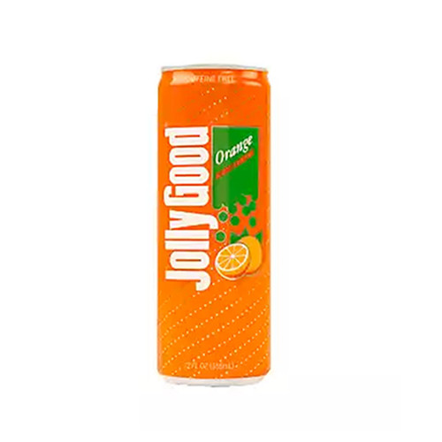 Jolly Good Orange Soda - 12 Pack (Pickup Item Only)