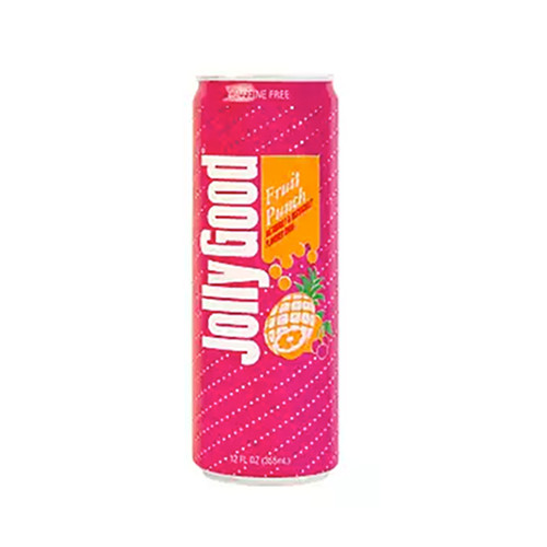 Jolly Good Fruit Punch Soda - Can (Pickup Item Only)